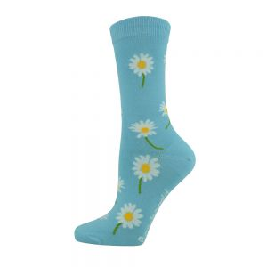 WOMENS DAISY SOCK