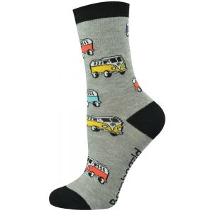 WOMENS COMBI LOVE SOCK