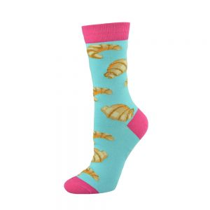WOMENS CROSSIANT SOCK