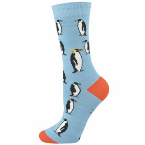 WOMENS PENGUIN SOCK