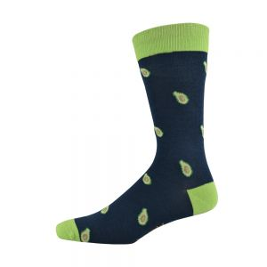 MENS AVOCADO SOCK