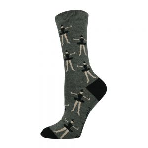 WOMENS BALLERINA SOCK
