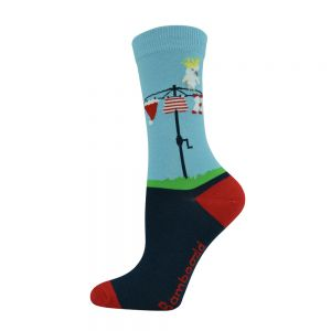 WOMENS XMAS WASH SOCK