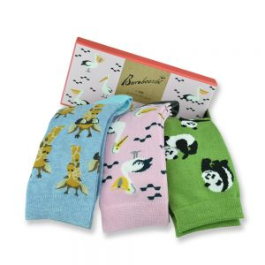 ANIMALS 3PK GIFT BOX