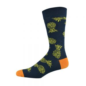 MENS PINEAPPLE SOCK