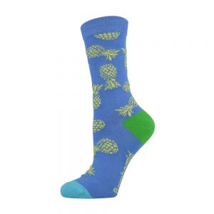 WOMENS PINEAPPLE SOCK