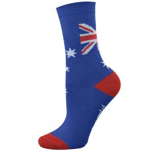 Australian Flag Socks for Women