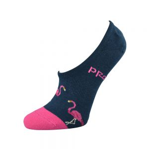 Big Flamingo Secret Socks