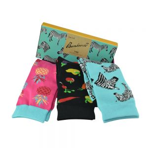 Girls Gone Wild Bamboo Sock Gift Set