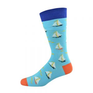 SAIL AWAY BAMBOO SOCKS