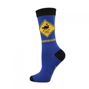WOMENS EMU ROAD SIGN SOCK