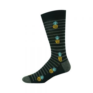 Pineapple Bamboo Socks