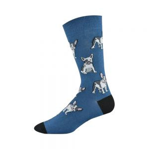 FRENCH TERRIER BAMBOO SOCKS