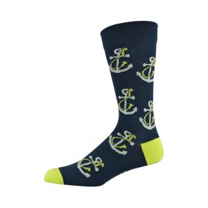 MENS BIG ANCHOR SOCK