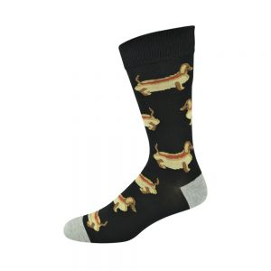 MENS HOT DOG SOCK