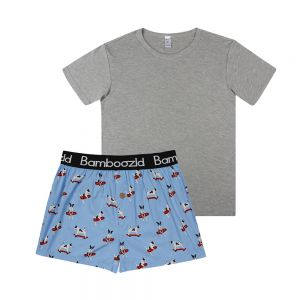 JACK RUSSELL GIFT BOX FOR HIM - TEE & BOXERS