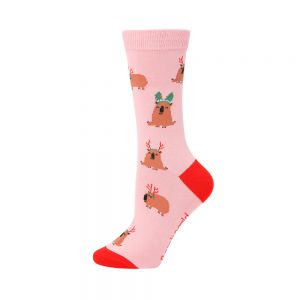 WOMENS JOLLY WOMBAT BAMBOO SOCK