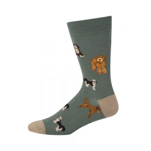 MENS OODLES BAMBOO SOCK