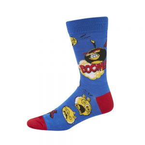 ANGRY BIRDS THE BOMB! BAMBOO SOCK