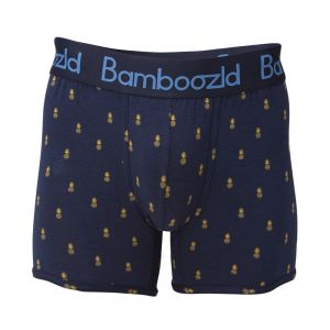 MENS UNDERWEAR TRUNK -  PINEAPPLE
