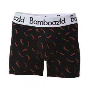 MENS UNDERWEAR TRUNK -  HOT CHILLI