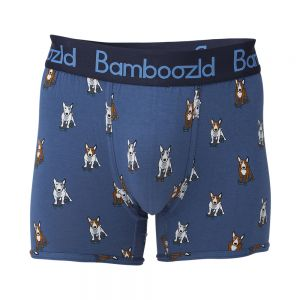 MENS UNDERWEAR TRUNK - BULL TERRIER